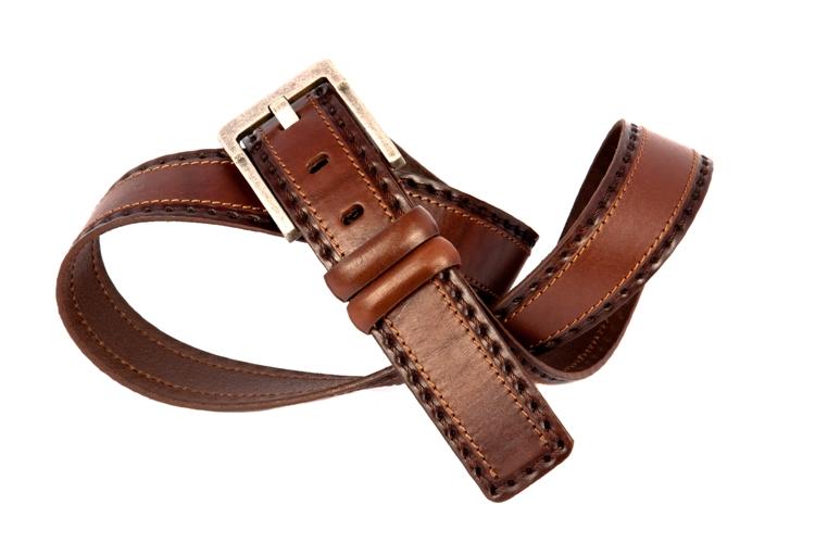 Купить ремень кожаный