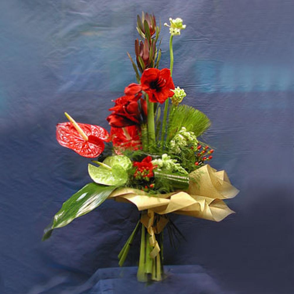 Цветы в мужской букеты